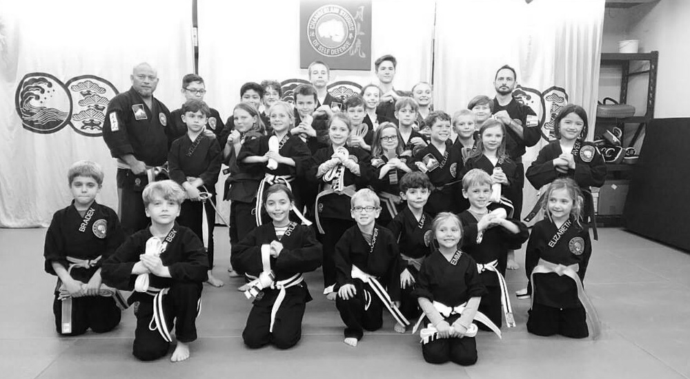 Kids Kenpo Karate