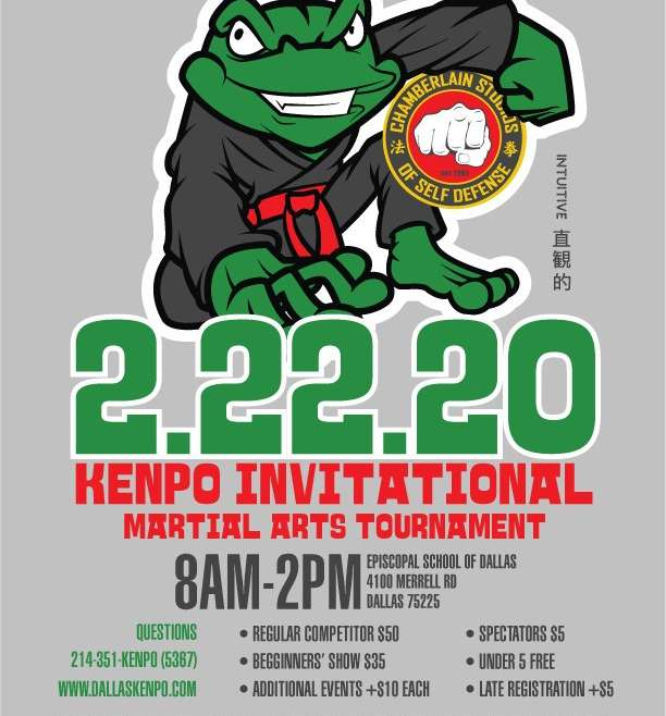 CSSD Kids Kenpo Invitational Tournament 2020!