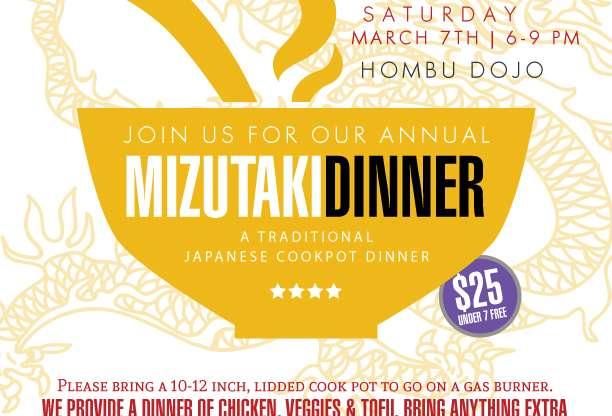 Mizutaki Dinner