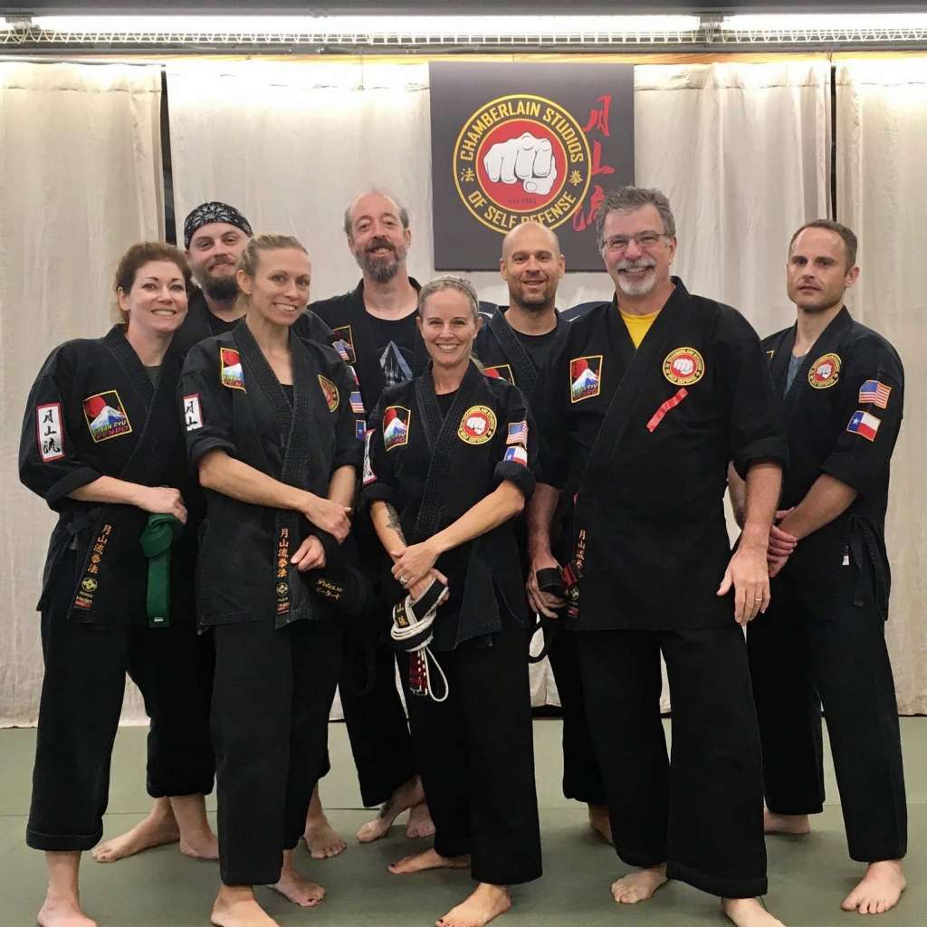 Kenpo Karate for Adults