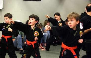 Belt Tests Return to the Dojo