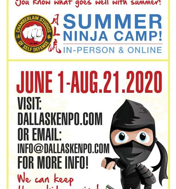 Summer Camps are Back On!