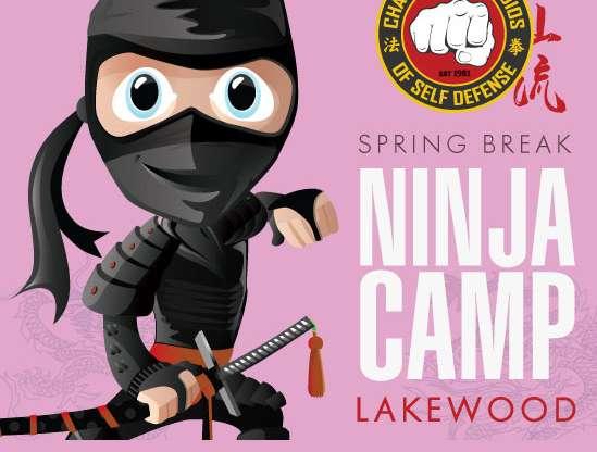 Spring Break Camp 2021!
