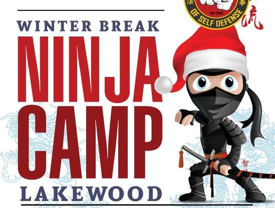 Winter Ninja Catch-Up Camp!