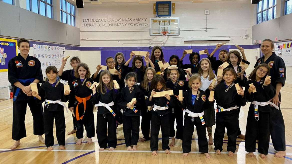 After School Karate is Back!