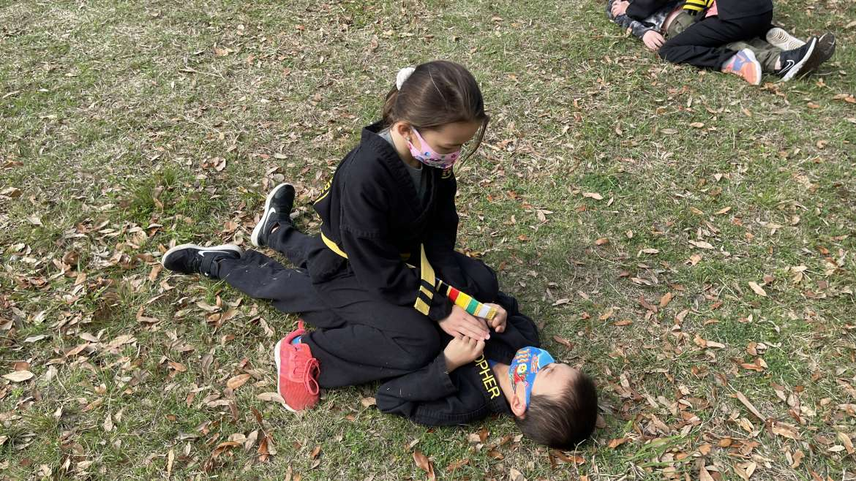 Kids Partner Training Resumes!