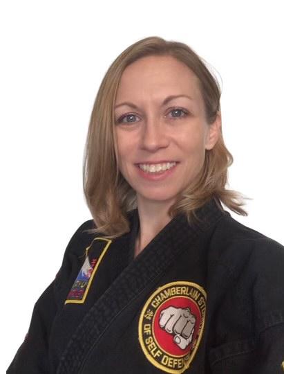 Welcome Sensei Genevieve as Program Director!